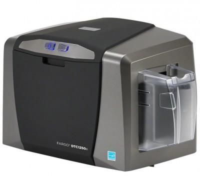 Impresoras de tarjetas Fargo DTC1250E