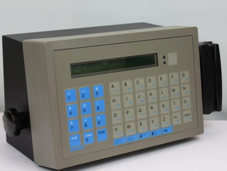 Terminal de captura de datos
